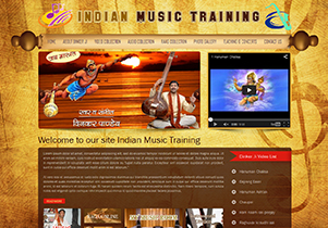 Indian Music Training